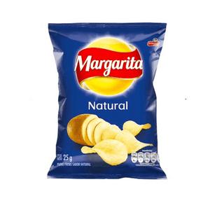 Papas Margarita Natural 25g