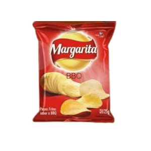 Papas Margarita BBQ 25g
